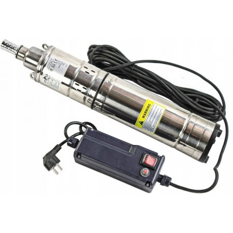 Vřetenové čerpadlo EN-550-QGD